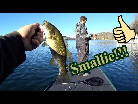 Smallmouth Bass Fishing In Norris Lake