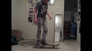 Boredness carpet skating
