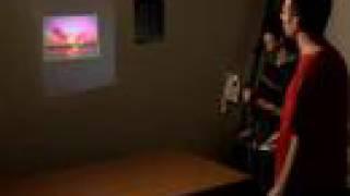 Handheld Projector Demo 2006