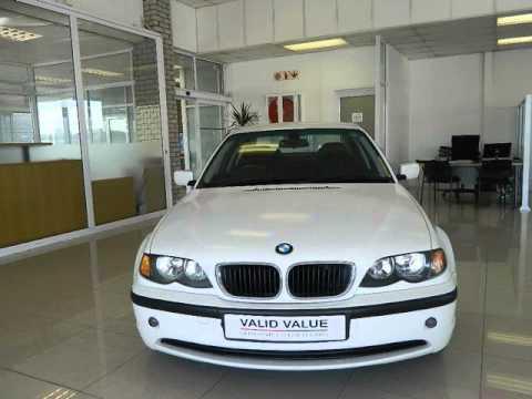 2004 BMW 3 SERIES SEDAN 318i Auto For Sale On Auto Trader South
