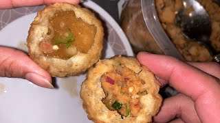 Spicy Aloo (alu) mixes for Pani Puri/Golgappa easy recipe