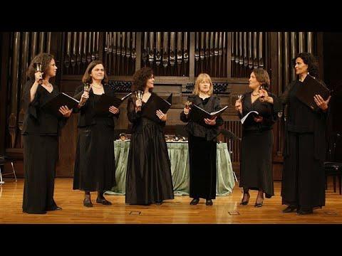 """""""Himno de peregrinos"""" del Codice Calixtino por el Ensemble Discantus"""