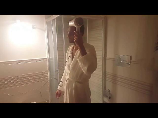 Asciugacapelli suono - white noise   ASMR