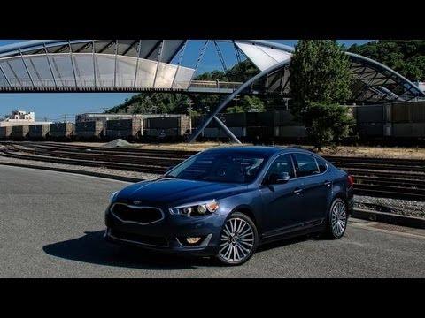 Kia Cadenza 2014 Review | Driven | The New York Times