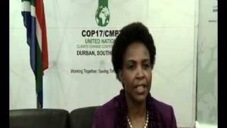 Video message by Minister Maite Nkoana-Mashabane