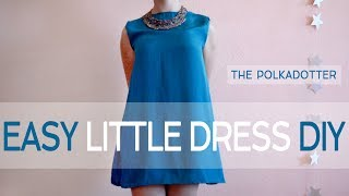 Download Easy Little Dress DIY | 4 Steps Mp3 and Videos