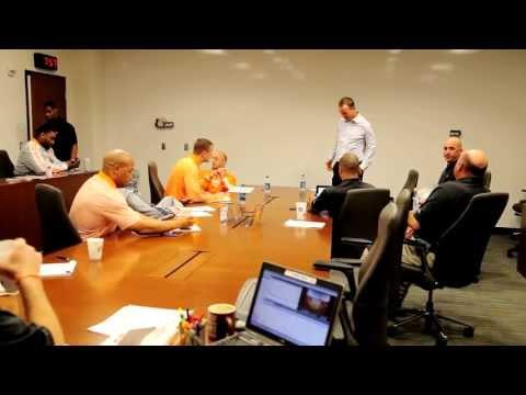 Chalk Talk with Peyton Manning