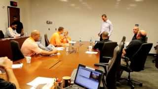 Chalk Talk with Peyton Manning