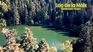 Lac de la Maix (Vexaincourt - Vosges)