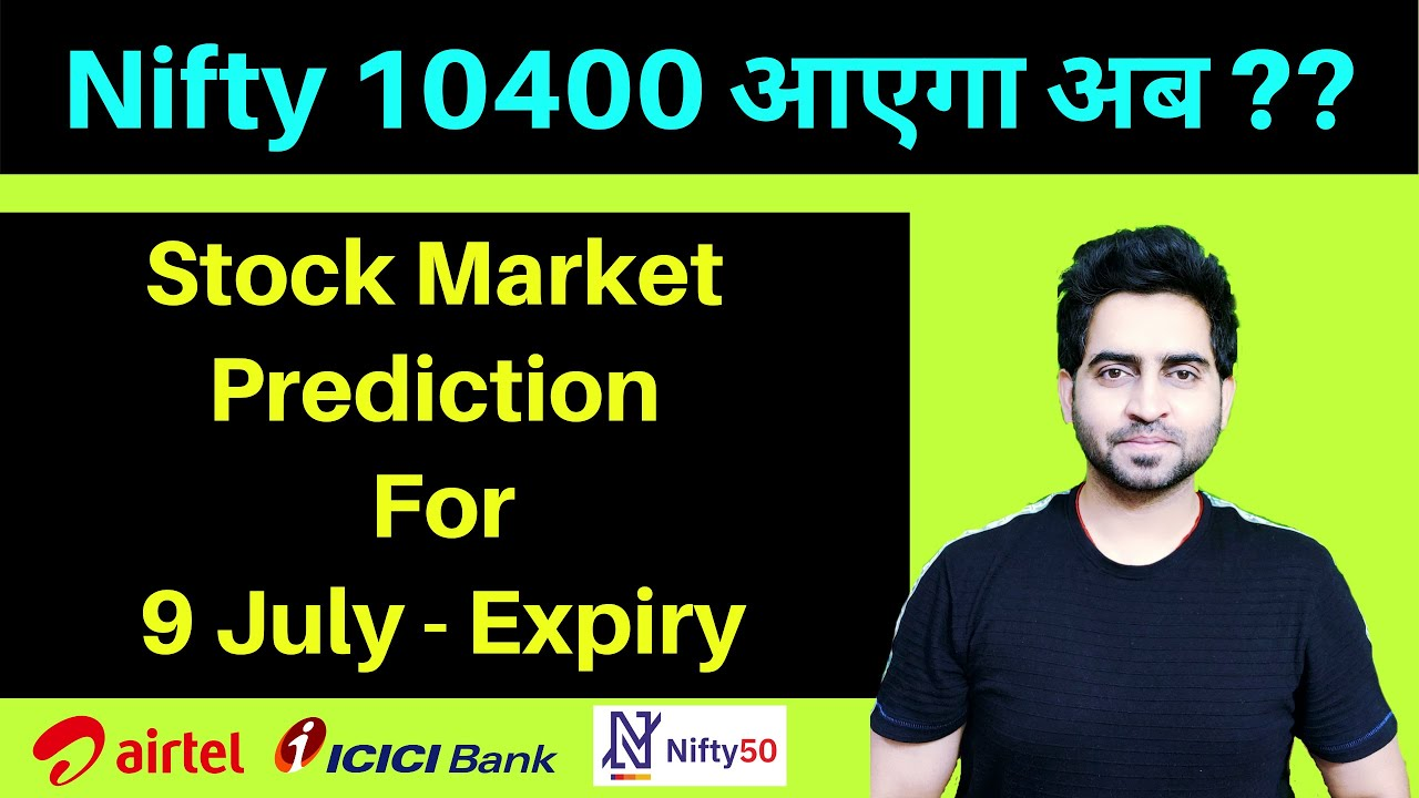 Banknifty & Nifty Analysis to trade on 9th July - Expiry  | Tata motors ,hdfc bank ,Maruti,Jsw steel