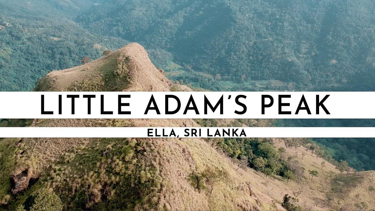 0b4e139dd648f1 CLIMBING LITTLE ADAM S PEAK · ELLA
