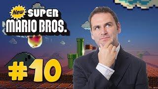 INSTINCT KICKT IN - New Super Mario Bros. DS #10