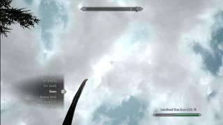 Skyrim Dawnguard DLC: Effects of Auriel's Bow