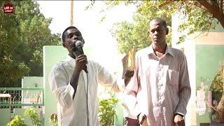 مداخلة كادر من أفراخ الصوفية  في جامعة أم درمان الإسلامية - مع الشيخ شهاب عوض