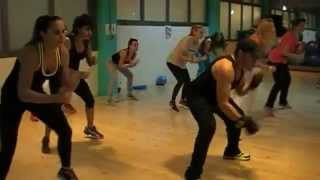 Brantley Gilbert Bottoms Up - Fit Dance Choreography by Palmos Gym Chania.