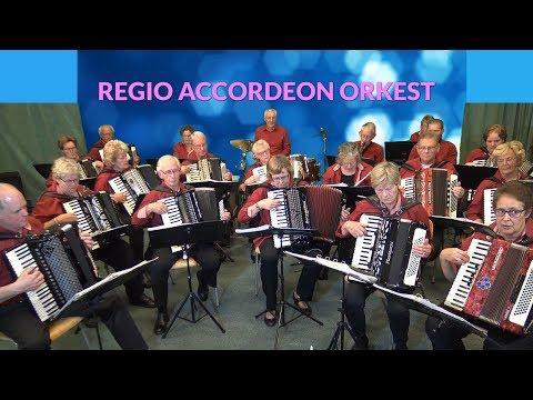 RAO - Regio Accordeon Orkest - VIDEOCLIP 2018