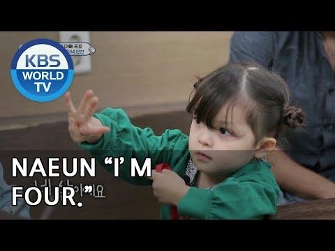 Jooho's colleagues came to see Naeun! [The Return of Superman/2018.12.02]