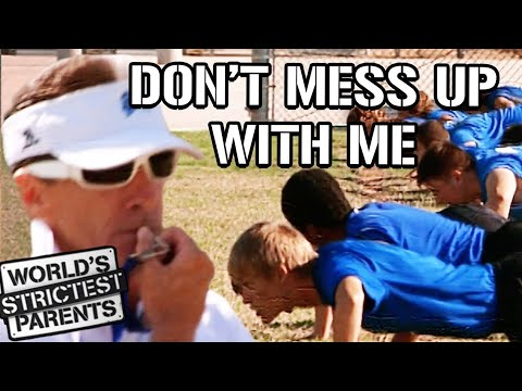 This Is The Strictest Coach - Dad Ever | World's Strictest Parents
