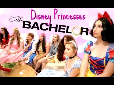 Beauty & the Bachelor | Disney Princess Bachelor Parody