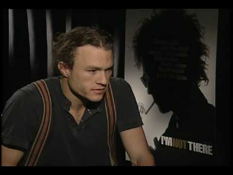Last interview with Heath Ledger