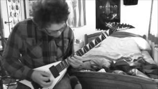 Foreign Beggars feat Skrillex - Still Gettin It (Guitar cover)