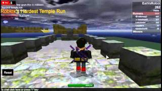 Roblox Hardest Temple Run