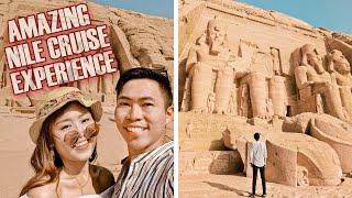 Best way to experience Egypt | Egypt Nile Cruise Part 2 (Abu Simbel)