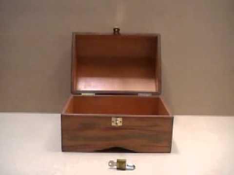 Muebles peque os en madera youtube - Muebles recibidores pequenos ...