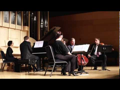 Diego Vega - Piano Quartet - Nextet Performance 2014