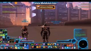 SWTOR: Imps Exploring Coruscant