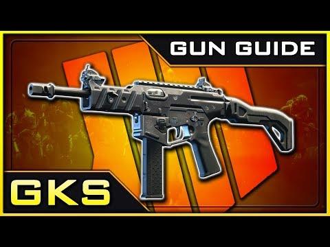 GKS Stats & Best Class Setups! | Black Ops 4 Gun Guide #13