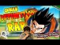 RAP DE GOHAN DEFINITIVO - IVANGEL MUSIC | Dragon Ball Rap | TRAP STYLE | Reaccion