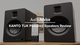 BRAND NEW Kanto TUK Powered Speakers Review