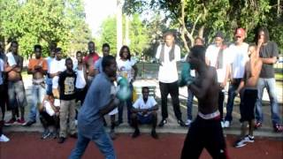 Club Trish Fights Presents: Quarter Head vs Luh Jr (RIP)