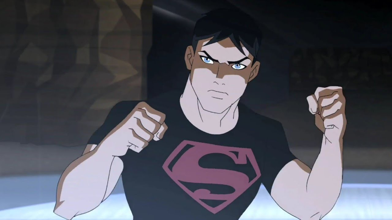 Download Superboy - All Fights & Abilities Scenes (Young Justice S01)