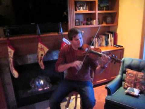 Wagon Wheel Violin Solos Complete with Whiskey