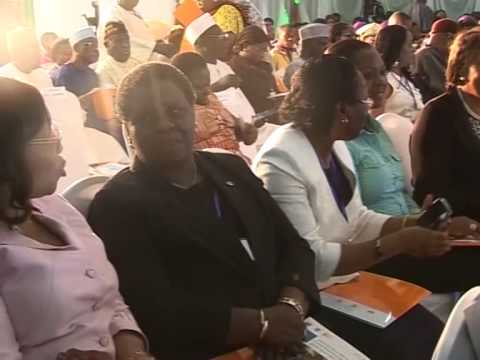 SWoP 2013 UNFPA Nigeria Office at Calabar, Cross River state