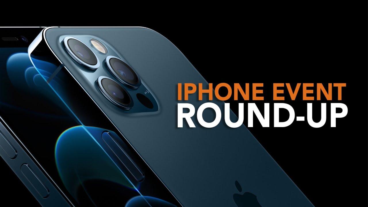 iPhone 12-event round up: alles over de iPhone 12, mini, Pro en Pro Max!