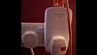 TP-LINK AV2000 final real world test. tl-pa9020p powerline adapters.