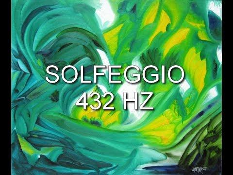 SOLFEGGIO 432: SANACION DEL ADN/ DNA HEALING.
