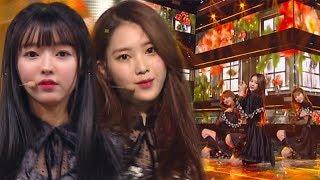 Video 《ADORABLE》 OH MY GIRL(오마이걸) - Secret Garden(비밀정원) @인기가요 Inkigayo 20180121 download MP3, 3GP, MP4, WEBM, AVI, FLV Januari 2018