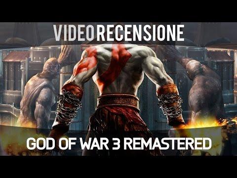 God of War 3 Remastered - Recensione