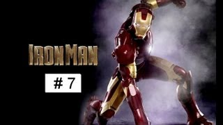 Iron man Mission 7 Full game Walktrought Gameplay XBOX 360 PS 3 PC