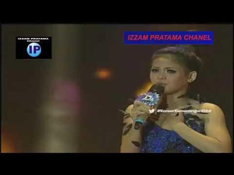 Merinding Putri DA 4 Bawakan Lagu Kemenangan - Terima Kasihku ( Konser Kemenangan )