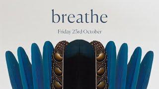 Moshe Halperin - Breathe (Lyrics Video)