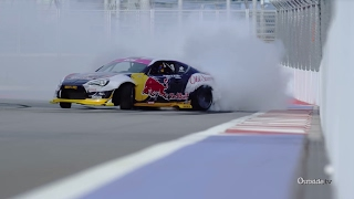 Nikita Shikov Drifts the Fastest and Longest Corner in F1 | Xtreme CollXtion