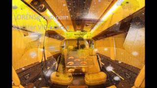 видео Переоборудование и тюнинг Виано V класс в Москве от Jet-Bus