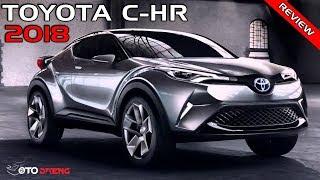 Toyota C-HR Review Indonesia Terbaru 2018, Spesifikasi dan Harga