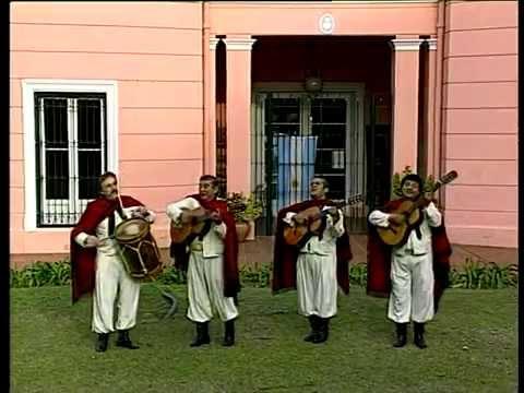 Los fronterizos folklore argentino al jardin de la for Al jardin de la republica acordes
