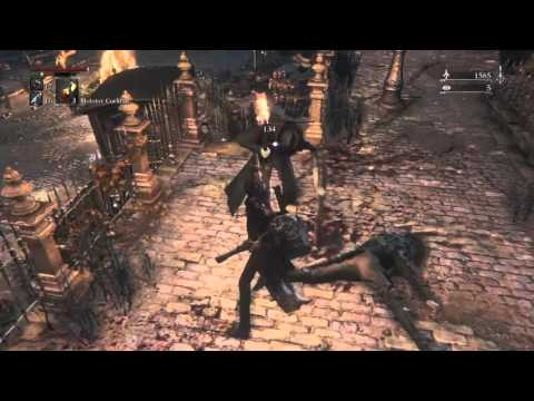 I'm awful at every game ever. Bloodborne time (Part 3)